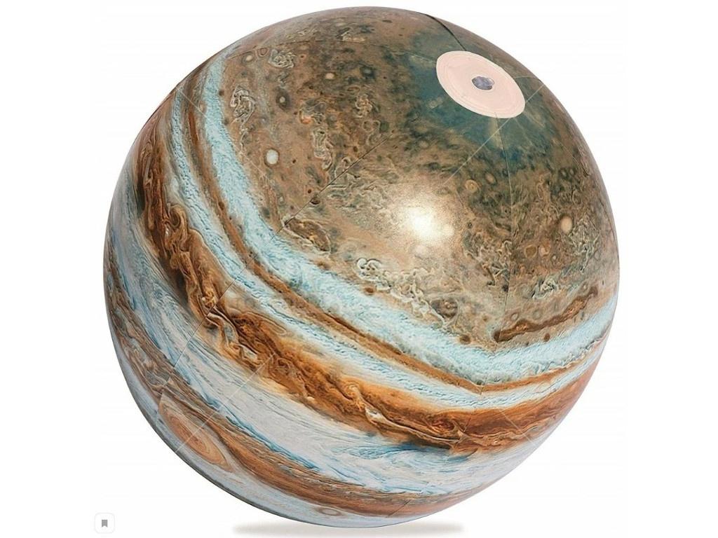 Надувная игрушка BestWay Юпитер с подсветкой бв31043