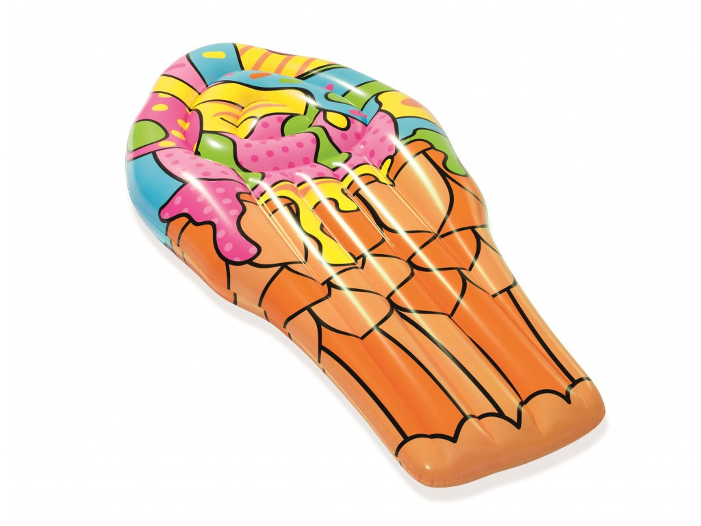 Надувной матрас BestWay Поп-Арт Мороженое 188x95cm бв43185