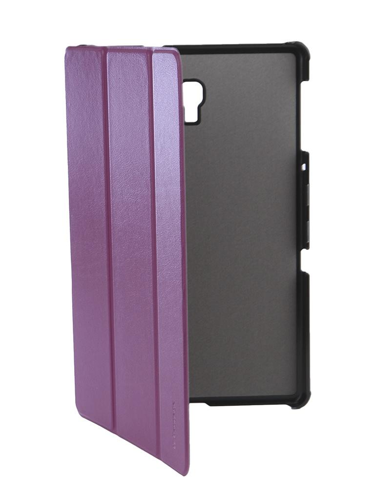Аксессуар Чехол IT Baggage для Samsung Galaxy Tab A 10.5 SM-T590/T595 Purple ITSSGTA1055-7