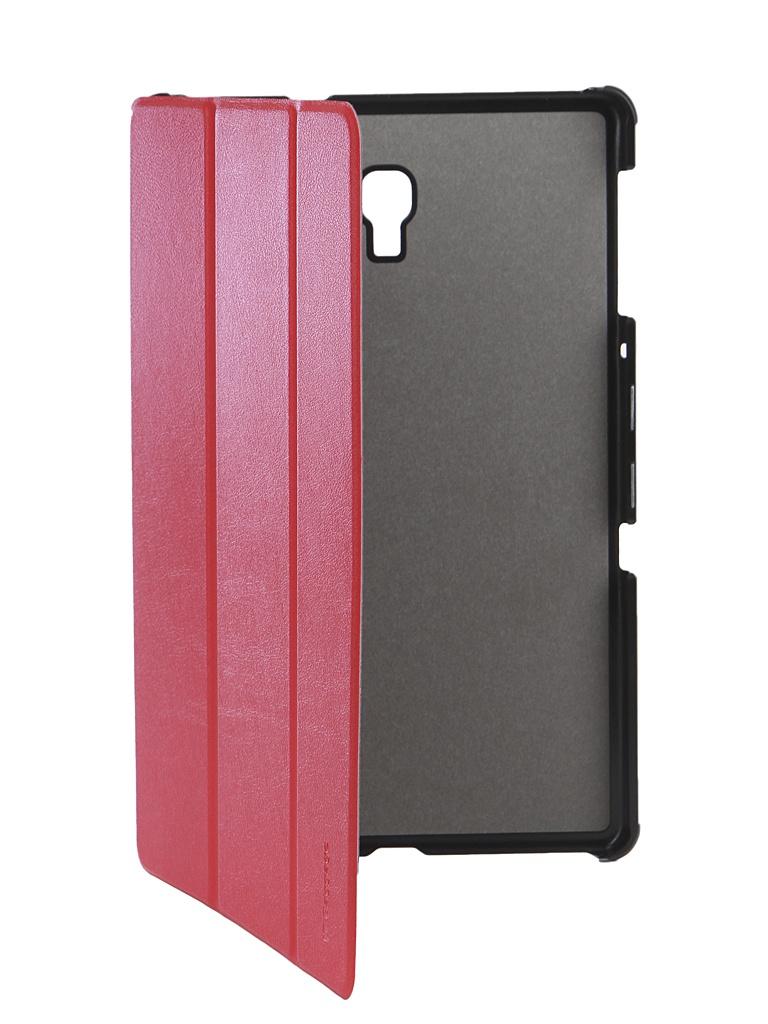 Аксессуар Чехол IT Baggage для Samsung Galaxy Tab A 10.5 SM-T590/T595 Red ITSSGTA1055-3