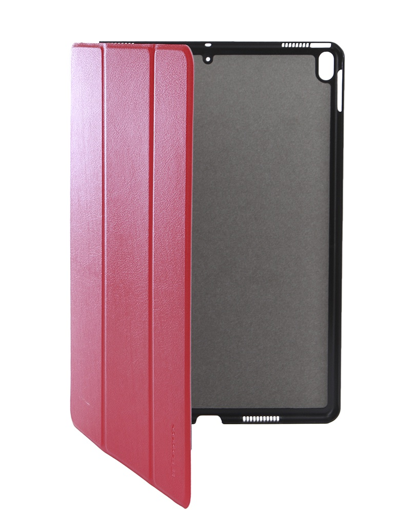 Аксессуар Чехол IT Baggage для APPLE iPad Pro 10.5 Ultrathin Red ITIPR1055-3