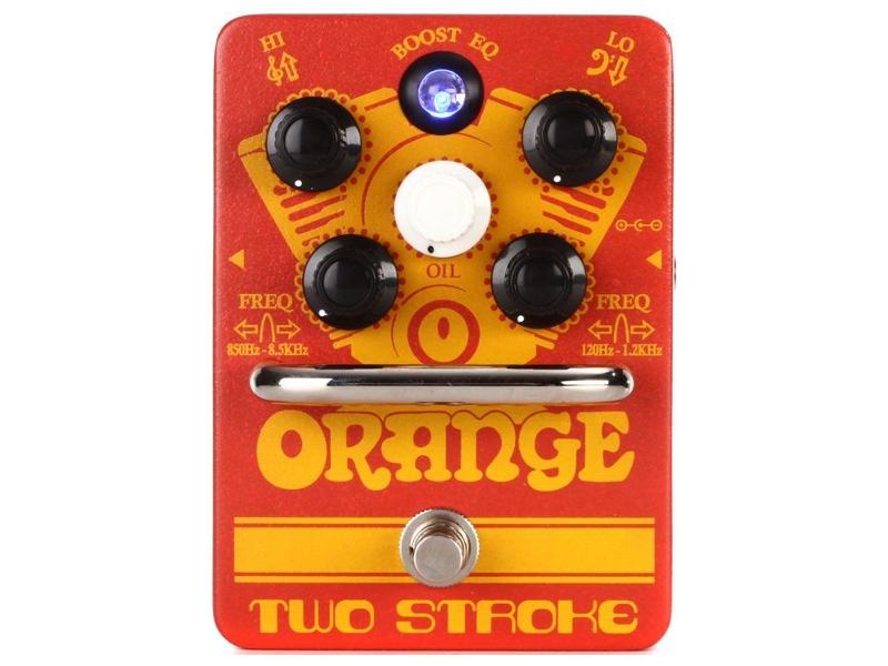 Педаль Orange Two Stroke two empresses