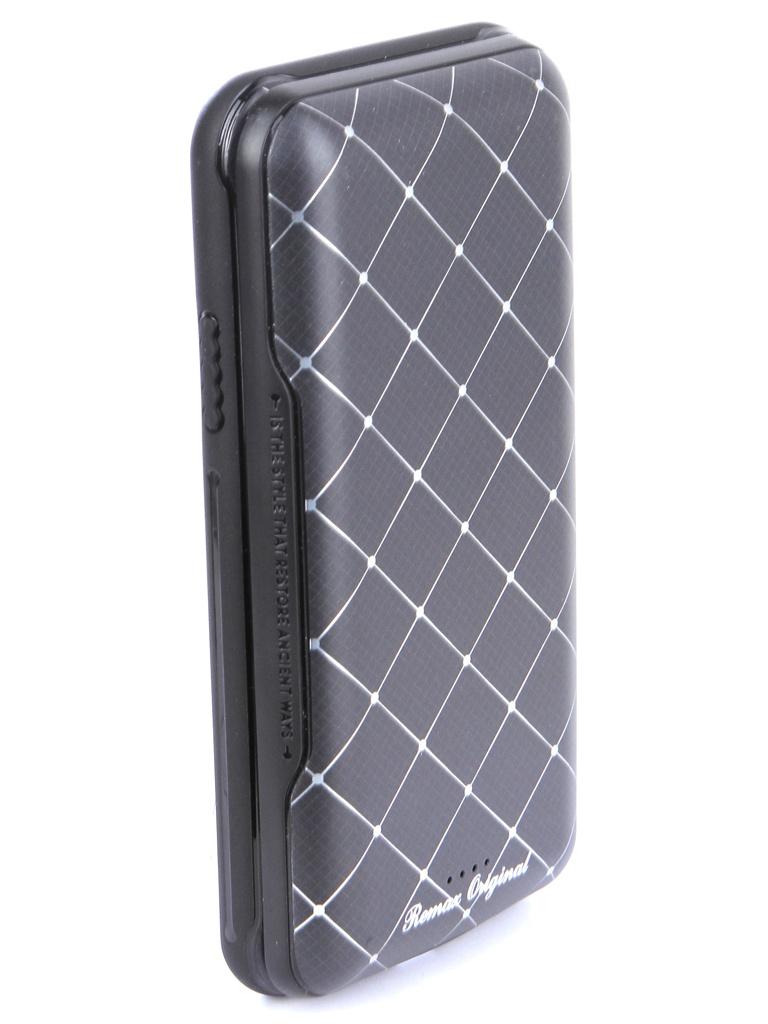 Аксессуар Чехол-аккумулятор Remax для APPLE iPhone X 5000mAh Penen PN-06 Pattern