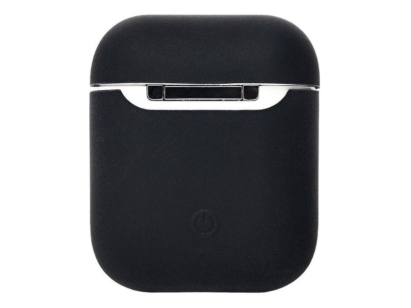 Аксессуар Чехол Activ Soft Touch для Apple AirPods Grey 97767