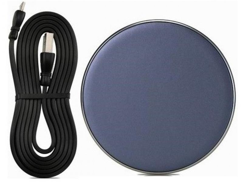 Фото - Зарядное устройство Remax Wireless Charger RP-W10 Blue зарядное