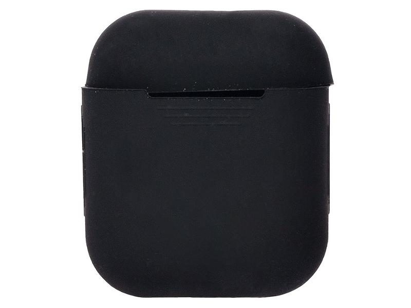 Аксессуар Чехол Activ для Apple AirPods Silicone Black 97774