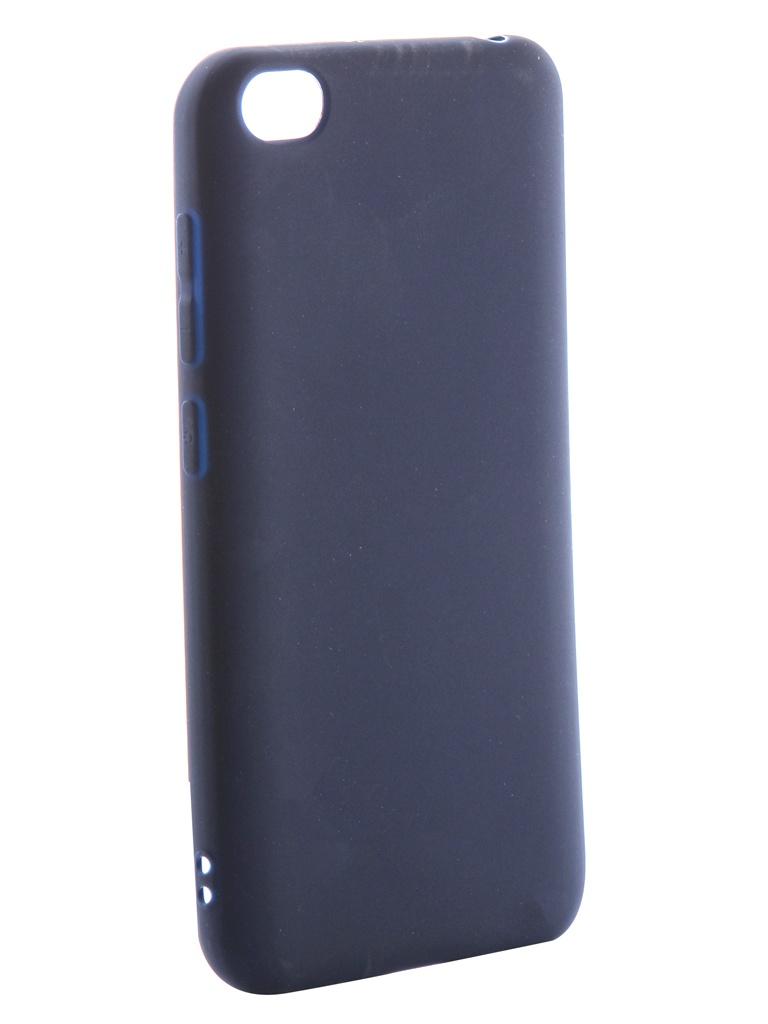 Аксессуар Чехол Neypo Soft Matte для Xiaomi Redmi Go Dark-Blue NST11601