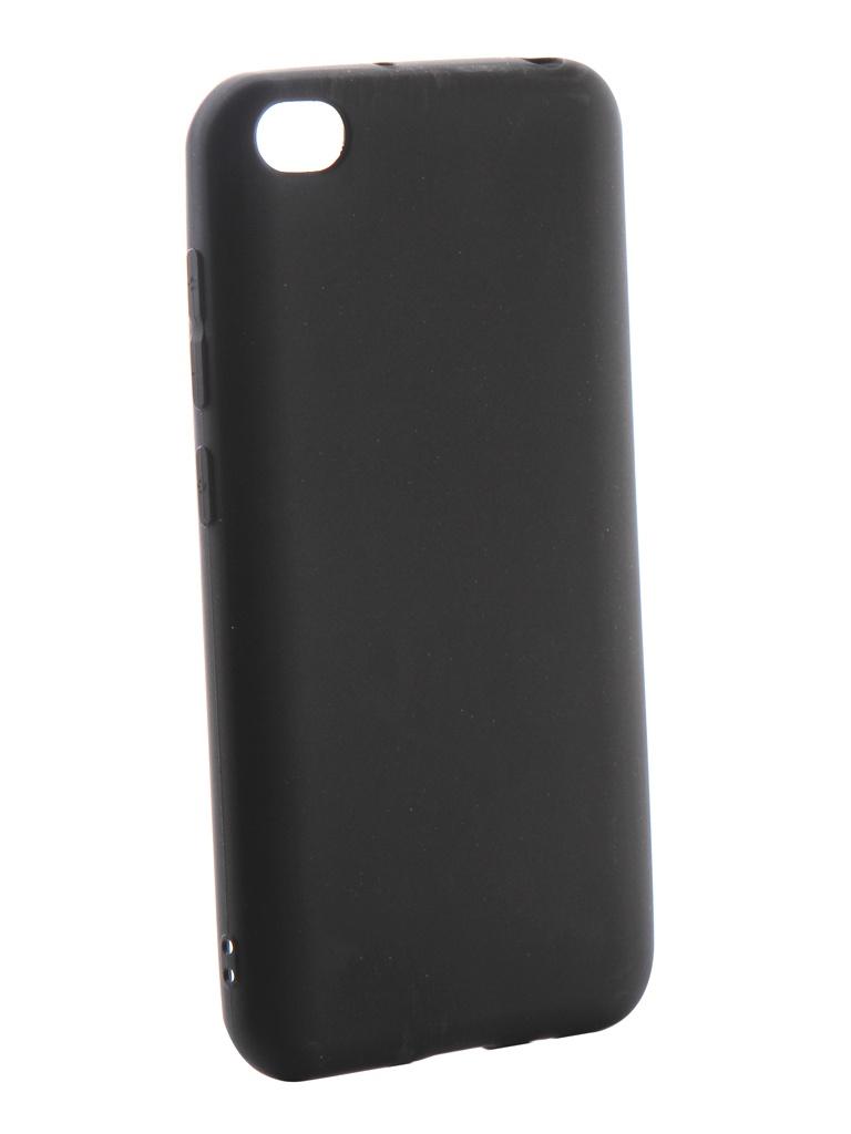 Аксессуар Чехол Neypo Soft Matte для Xiaomi Redmi Go Black NST11518