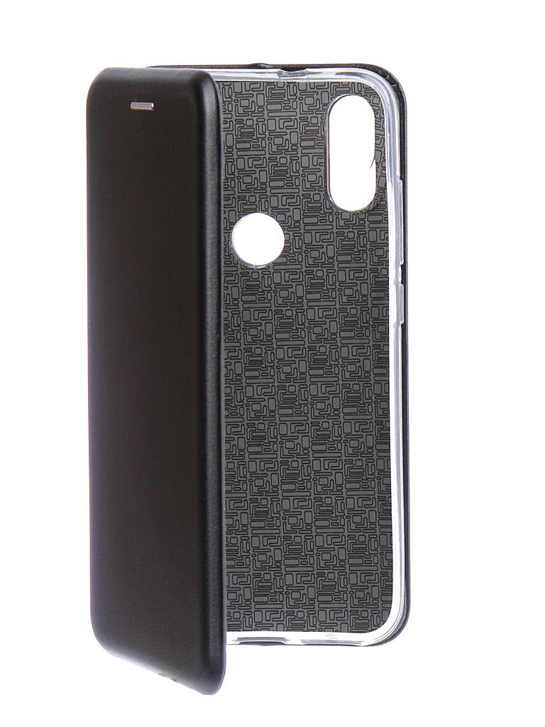 Фото - Аксессуар Чехол Neypo Premium для Xiaomi Mi Play 2019 Black NSB11813 аксессуар