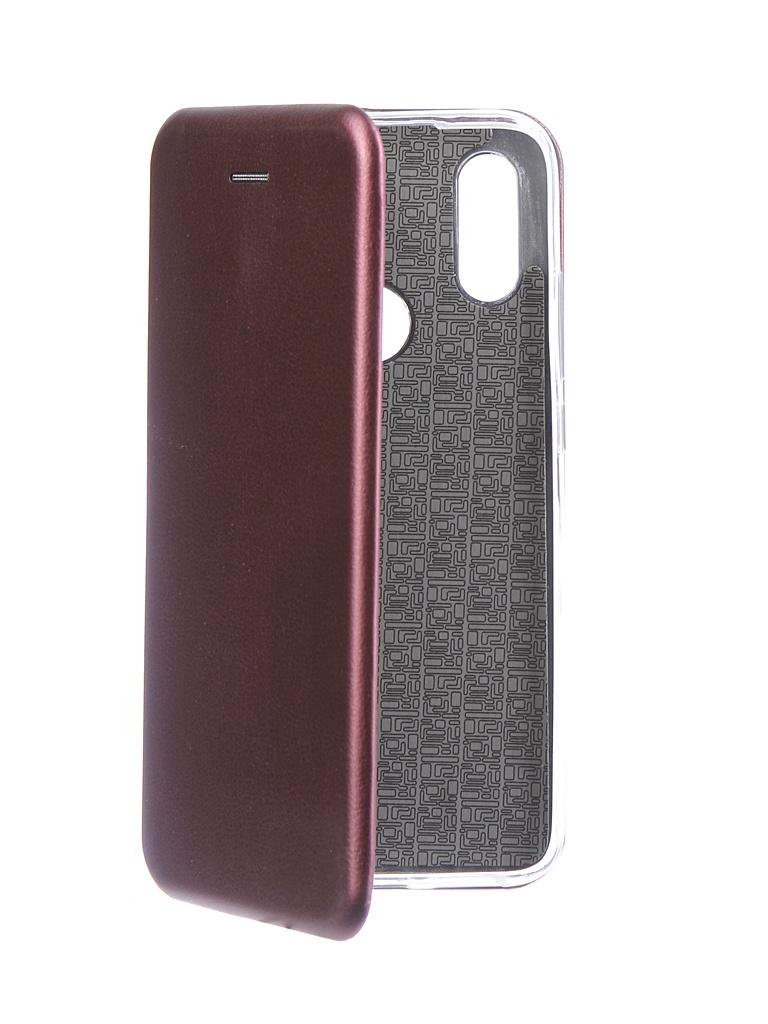 Аксессуар Чехол Neypo Premium для Xiaomi Redmi 7 Bordo NSB11828