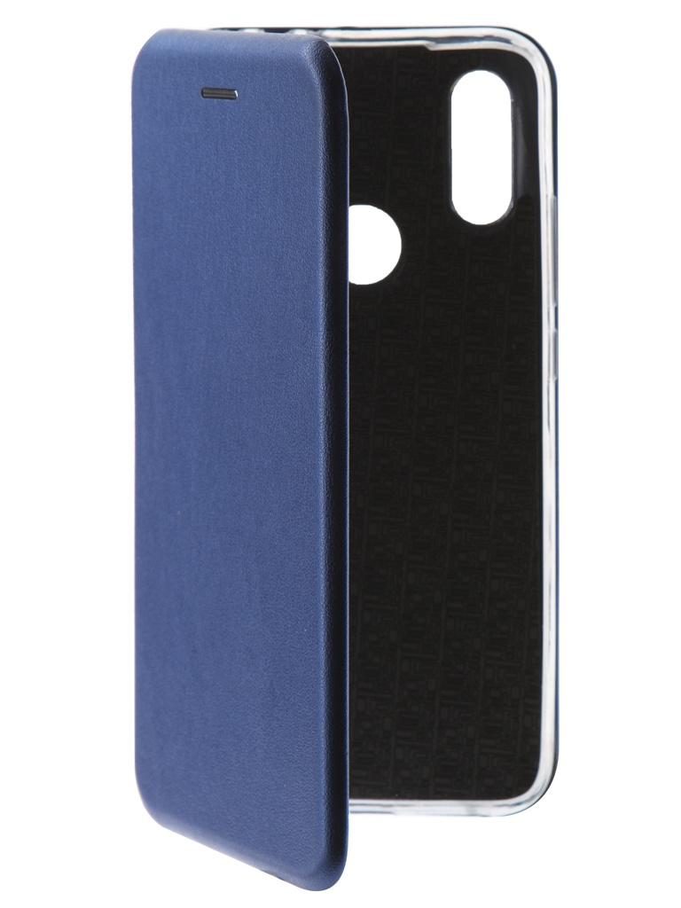 Аксессуар Чехол Neypo Premium для Xiaomi Redmi 7 Blue NSB11832