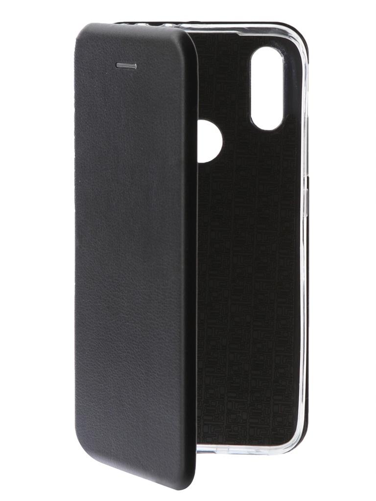 Аксессуар Чехол Neypo Premium для Xiaomi Redmi 7 Black NSB11833