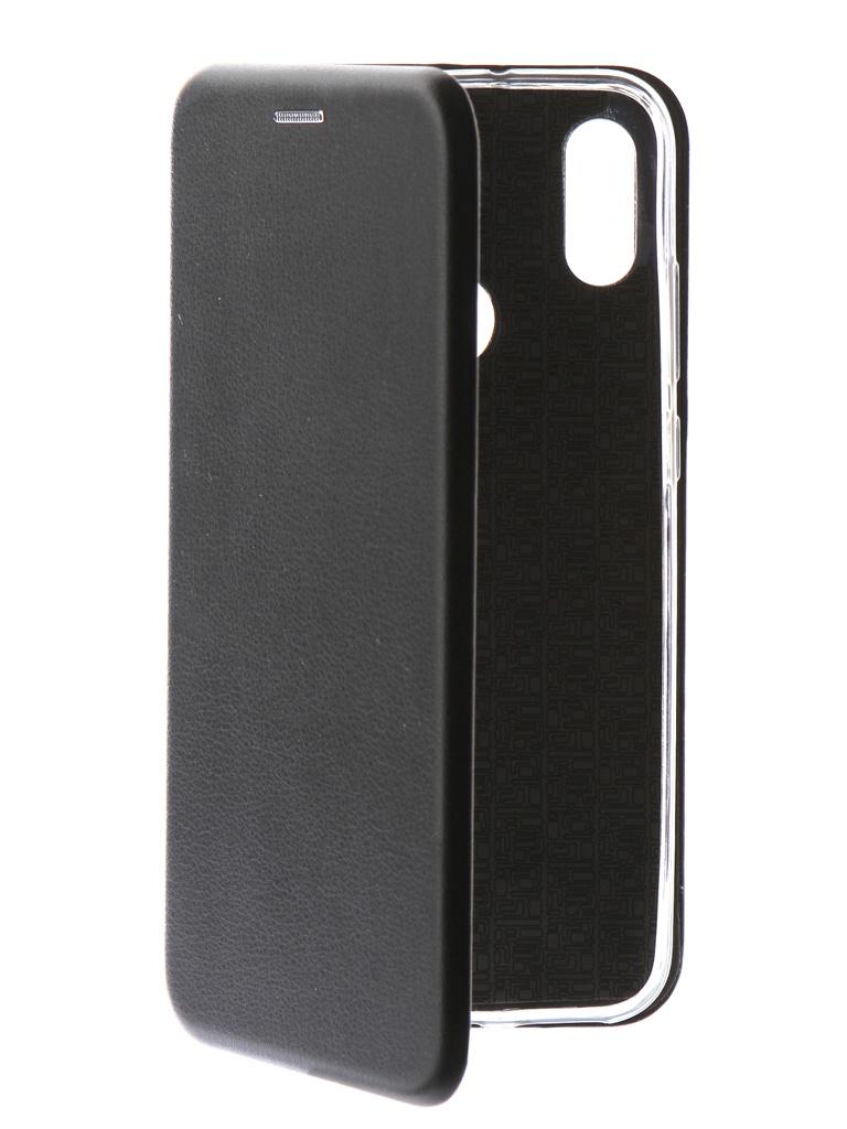 Чехол Neypo для Huawei Y6 2019 Premium Black NSB11510 аксессуар чехол для huawei y6 2018 smarterra shellcase black schy618bk
