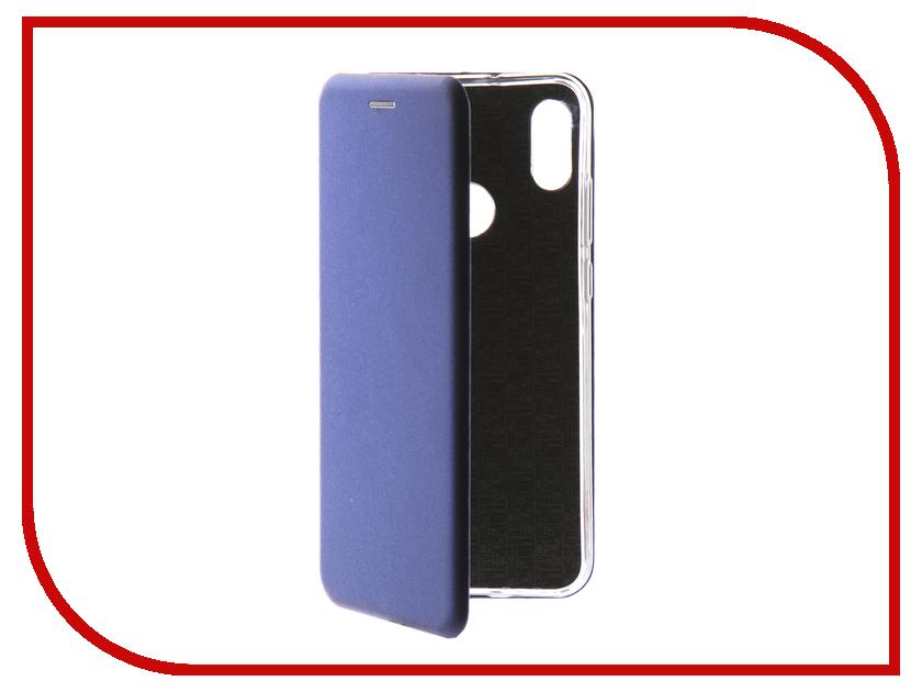 Купить Аксессуар Чехол Neypo для Huawei Y6 2019 Premium Blue NSB11508