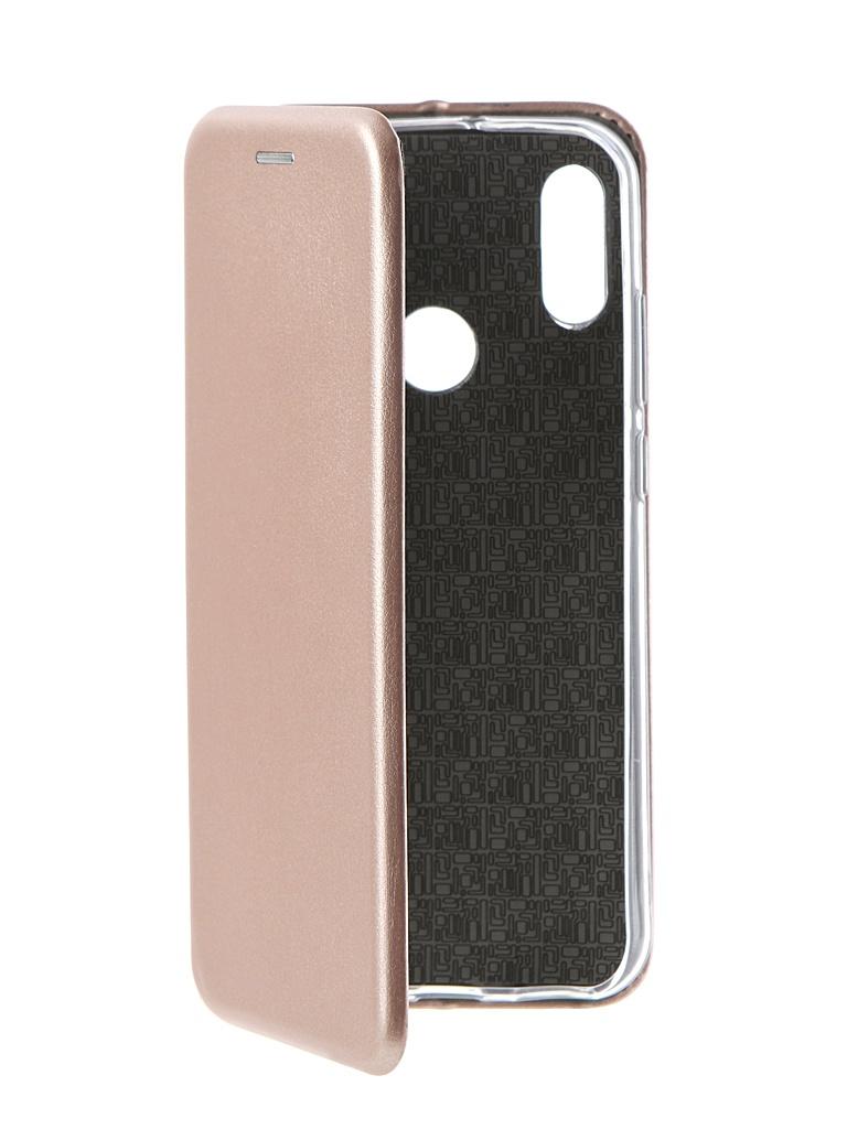 Аксессуар Чехол Neypo для Huawei Y6 2019 Premium Rose Gold NSB11511