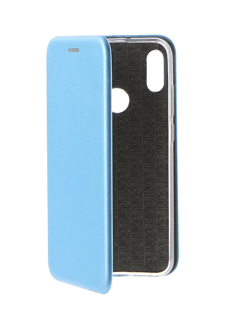 Аксессуар Чехол Neypo для Huawei Y6 2019 Premium Light Blue NSB11804