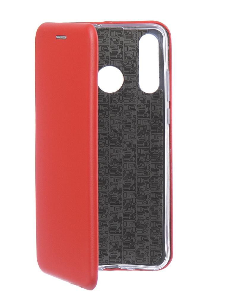 Аксессуар Чехол Neypo для Huawei P30 Lite Premium Red NSB11794