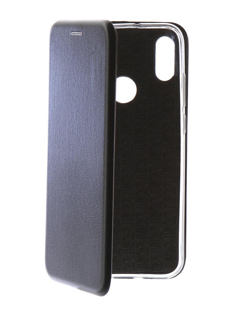 Аксессуар Чехол Neypo для Huawei Honor 8A Premium Black NSB11371