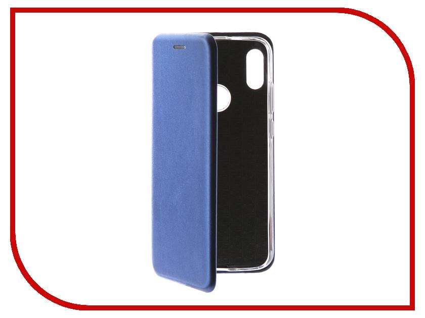Купить Аксессуар Чехол Neypo для Huawei Honor 8A Premium Blue NSB11372