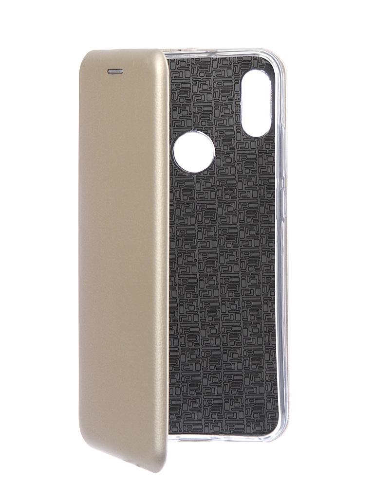 Чехол Neypo для Huawei Honor 8A Premium Gold NSB11373