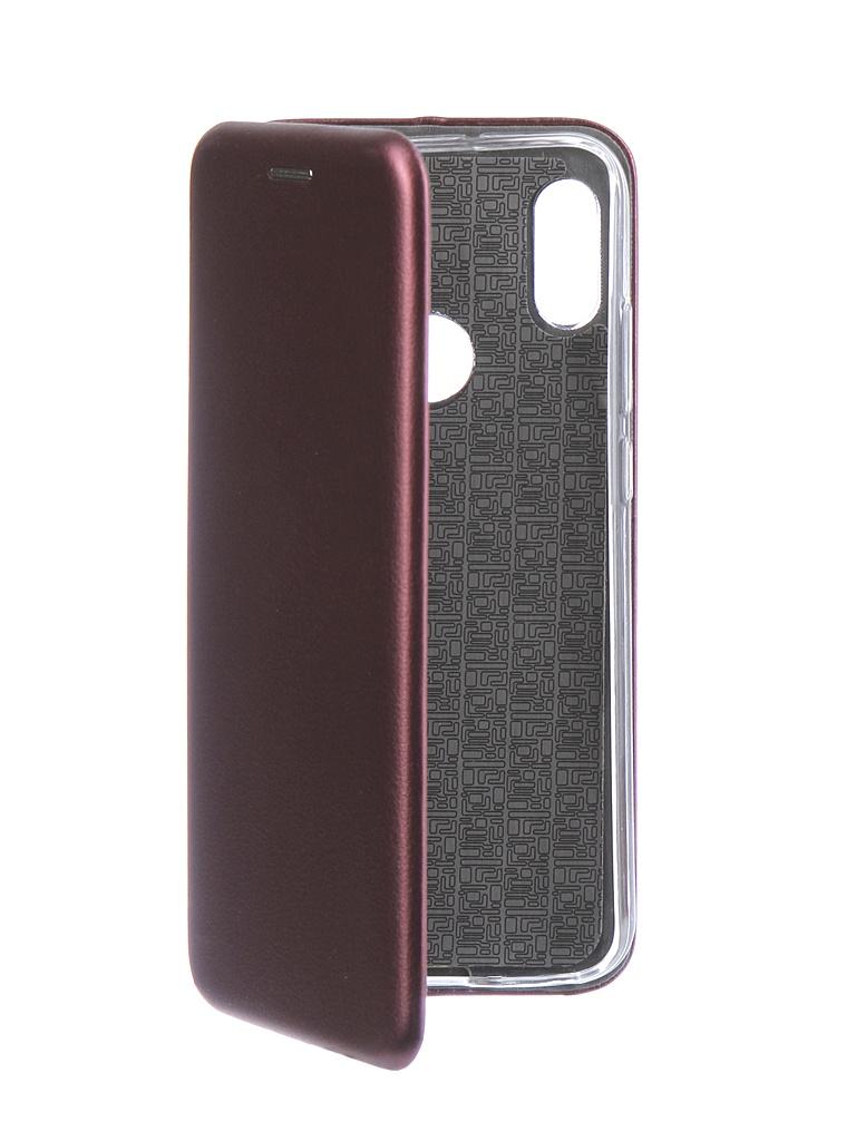 Аксессуар Чехол Neypo для Huawei Honor 8A Premium Bordo NSB11512