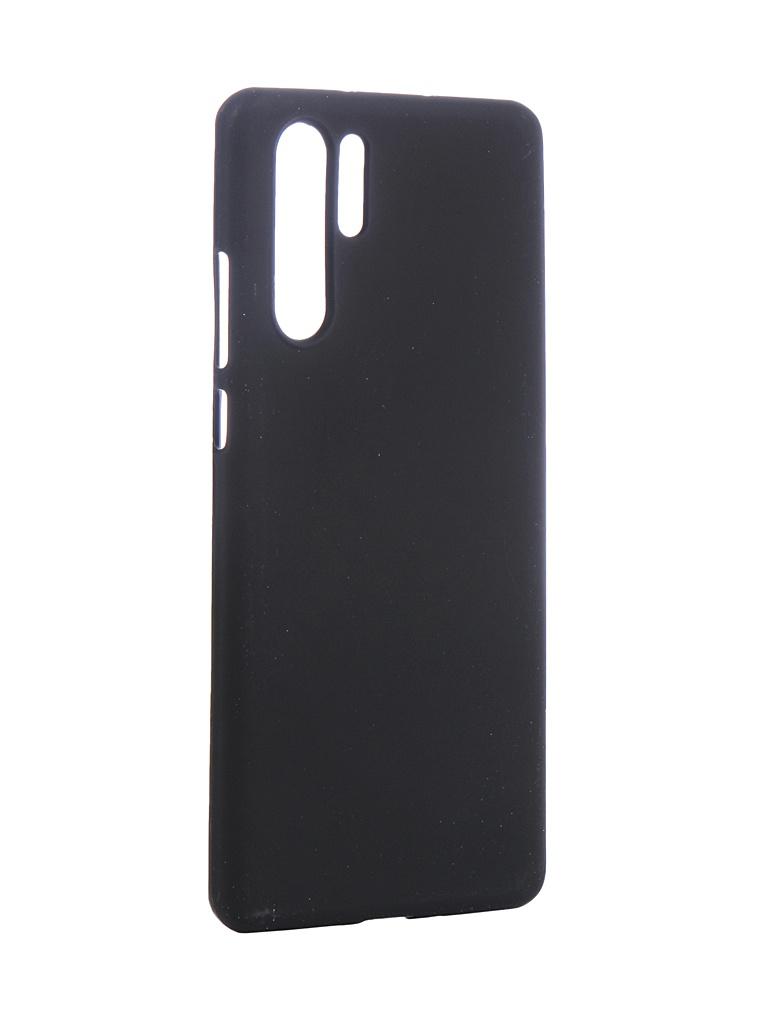 Аксессуар Чехол Neypo для Huawei P30 Pro Soft Matte Silicone Black NST6576