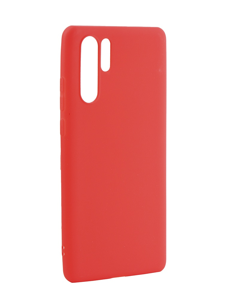 Аксессуар Чехол Neypo для Huawei P30 Pro Soft Matte Silicone Red NST7195