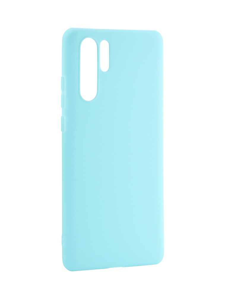 Аксессуар Чехол Neypo для Huawei P30 Pro Soft Matte Silicone Turquoise NST7194