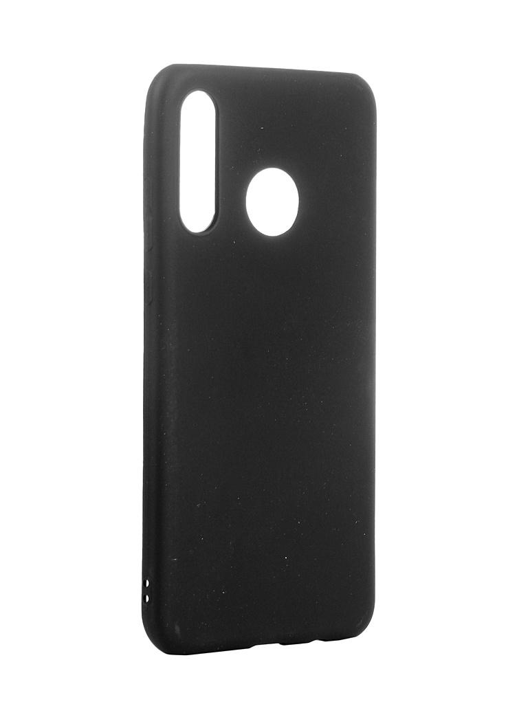Фото - Аксессуар Чехол Neypo для Huawei P30 Lite Soft Matte Silicone Black NST11250 аксессуар