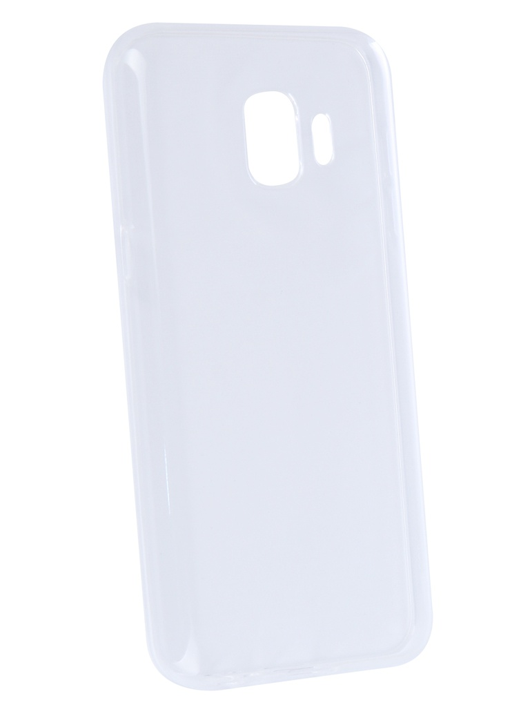 Аксессуар Чехол Zibelino для Samsung Galaxy J2 Core J260 2018 Ultra Thin Case Transparent ZUTC-SAM-J260-WHT аксессуар чехол для samsung galaxy j4 plus j415f 2018 zibelino ultra thin case transparent zutc sam j415f wh