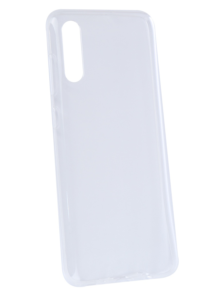Аксессуар Чехол Zibelino для Samsung Galaxy A70 A705 2019 Ultra Thin Case Transparent ZUTC-SAM-A705-WHT