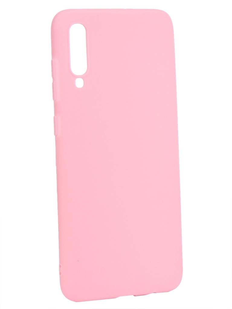 Аксессуар Чехол Zibelino для Samsung Galaxy A70 A705 2019 Soft Matte Pink ZSM-SAM-A70-PNK