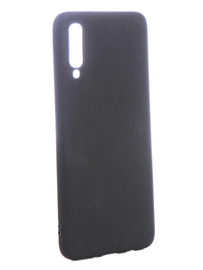 Аксессуар Чехол Zibelino для Samsung Galaxy A70 A705 2019 Soft Matte Black ZSM-SAM-A70-BLK