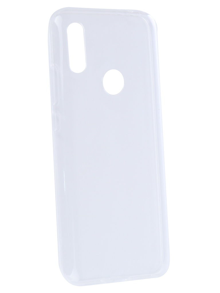 Аксессуар Чехол Zibelino для Xiaomi Redmi 7 2019 Ultra Thin Case Transparent ZUTC-XMI-RDM-7-WHT