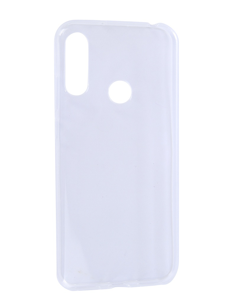 Аксессуар Чехол Zibelino для Honor 8A 2019 Ultra Thin Case Transparent ZUTC-HUA-HNR8A-WH