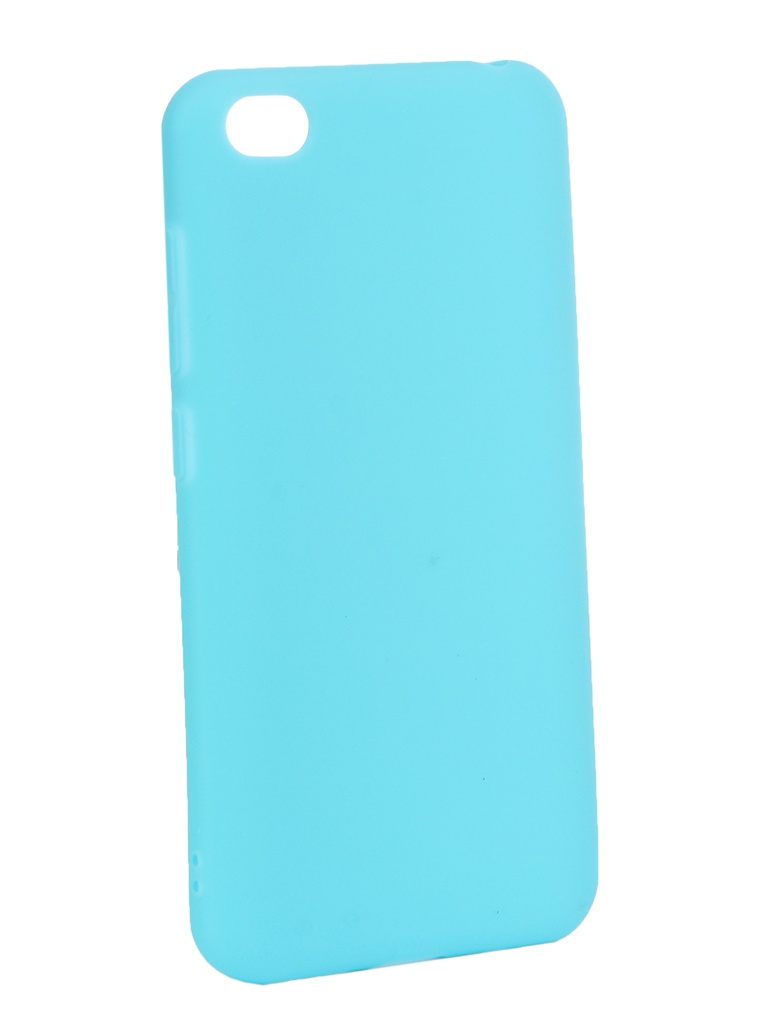 Аксессуар Чехол Zibelino для Xiaomi Redmi Go 2019 Soft Matte Turquoise ZSM-XIA-GO-TQS
