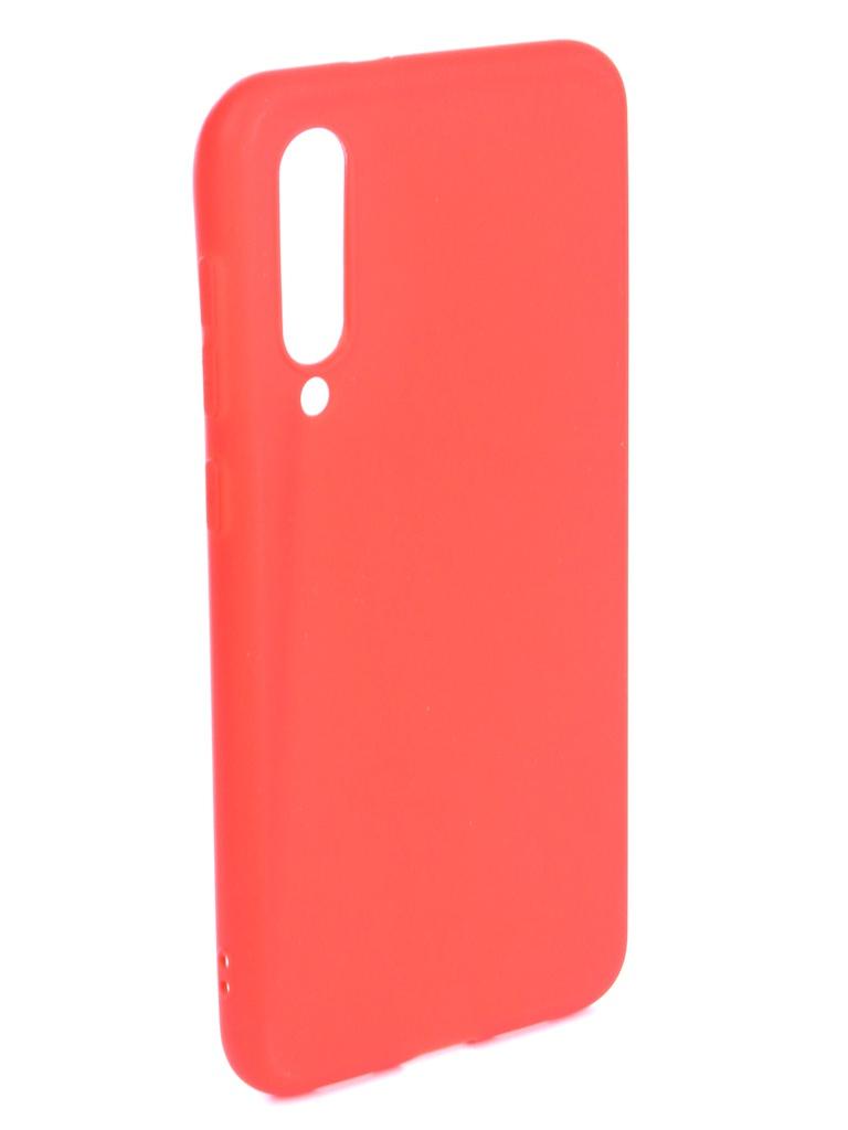 Аксессуар Чехол Zibelino для Xiaomi Mi9 SE 2019 Soft Matte Red ZSM-XIA-MI9SE-RED аксессуар чехол для xiaomi redmi 6a zibelino soft matte red zsm xia 6a red