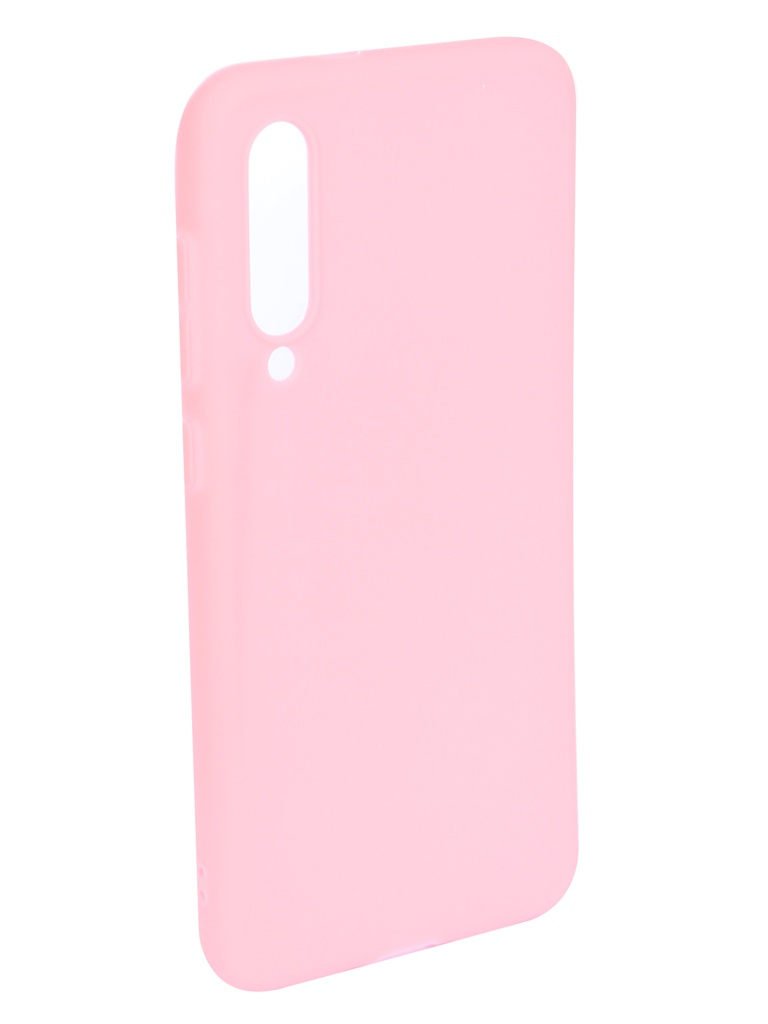 Аксессуар Чехол Zibelino для Xiaomi Mi9 SE 2019 Soft Matte Pink ZSM-XIA-MI9SE-PNK аксессуар чехол zibelino для huawei p smart 2019 soft matte pink zsm hua psm 2019 pnk