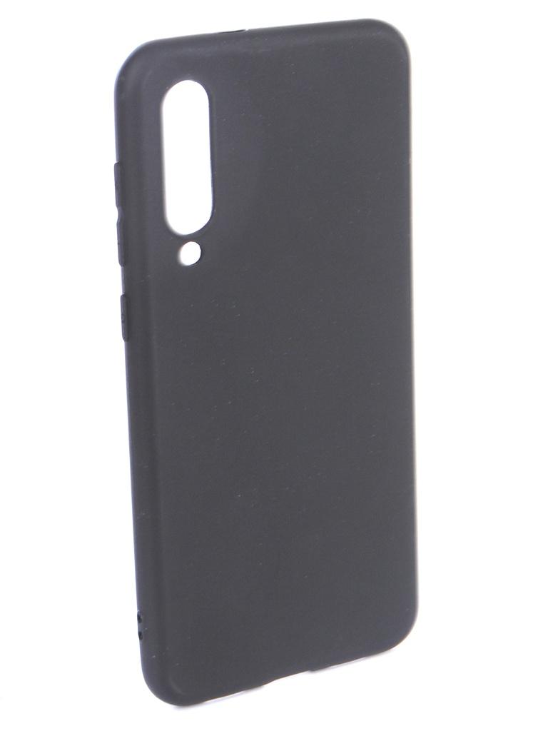 Аксессуар Чехол Zibelino для Xiaomi Mi9 SE 2019 Soft Matte Black ZSM-XIA-MI9SE-BLK аксессуар чехол zibelino для xiaomi mi9 se 2019 soft matte red zsm xia mi9se red