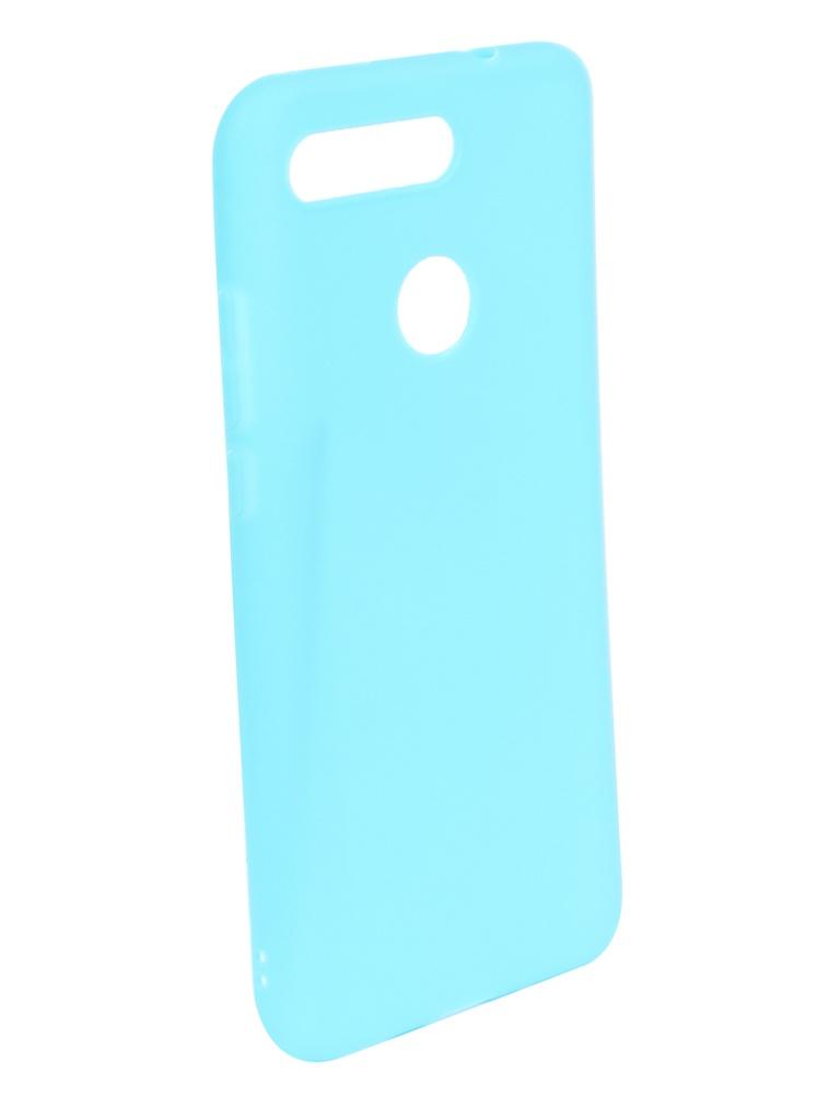 Аксессуар Чехол Zibelino для Honor View 20 (6.4) 2019 Soft Matte Turquoise ZSM-HUA-20V-TQS аксессуар чехол zibelino для honor view 20 6 4 2019 soft matte blue zsm hua 20v blu