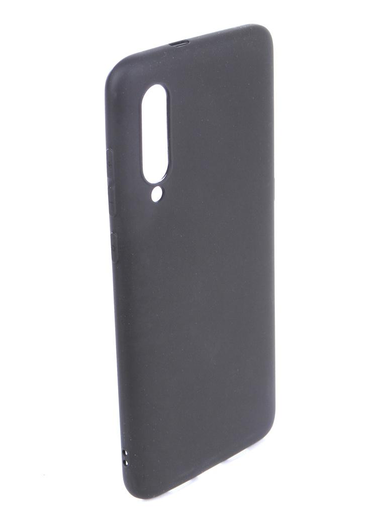 Чехол Zibelino для Xiaomi Mi9 2019 Soft Matte Black ZSM-XIA-MI9-BLK