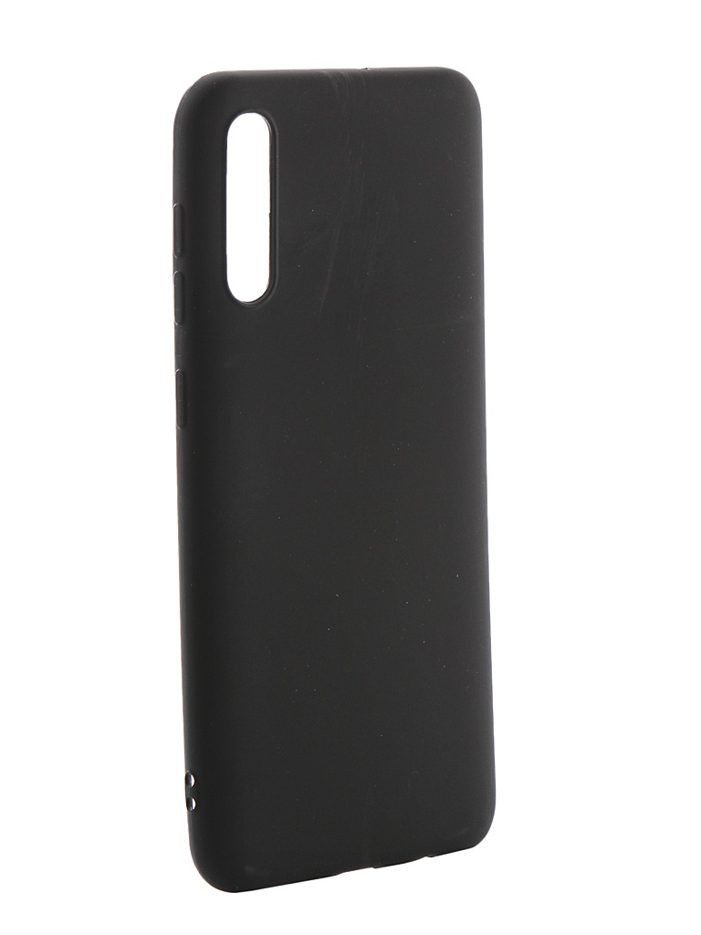Аксессуар Чехол Neypo для Samsung Galaxy A50 2019 Soft Matte Silicone Black NST11515