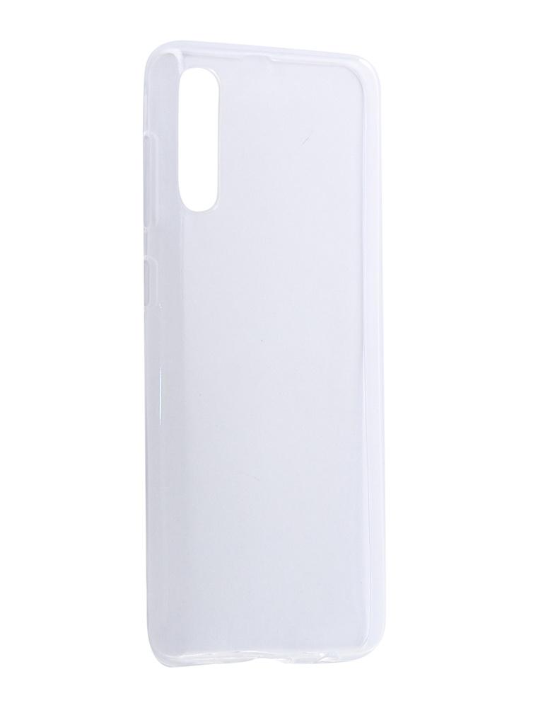 Аксессуар Чехол Neypo для Samsung Galaxy A50 2019 Silicone Transparent NST11499