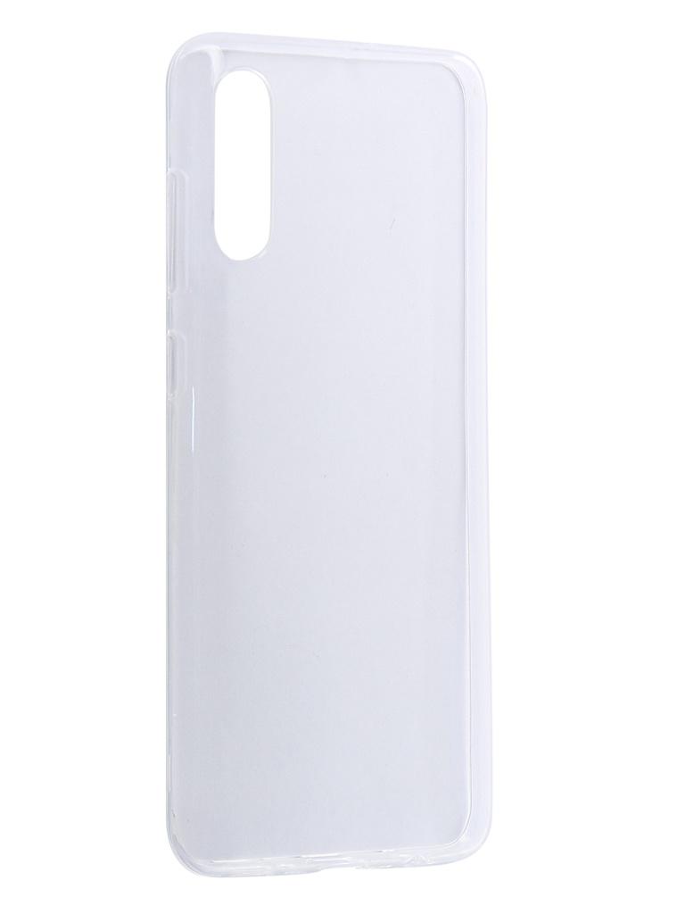 Чехол Neypo для Samsung Galaxy A70 2019 Silicone Transparent NST11604