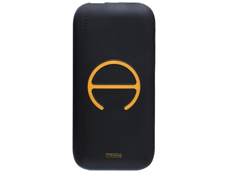 Внешний аккумулятор Remax Power Bank Proda PD-P06 10000mAh Later Black