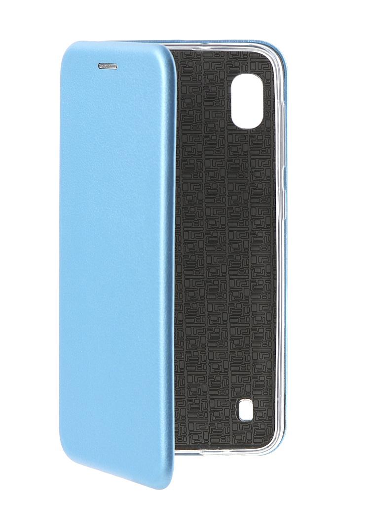 Zakazat.ru: Чехол Neypo для Samsung Galaxy A10 2019 Premium Light Blue NSB11798