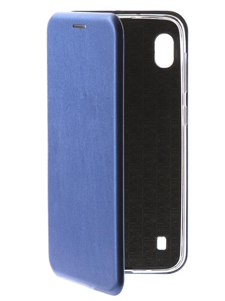 Аксессуар Чехол Neypo для Samsung Galaxy A10 2019 Premium Blue NSB11573