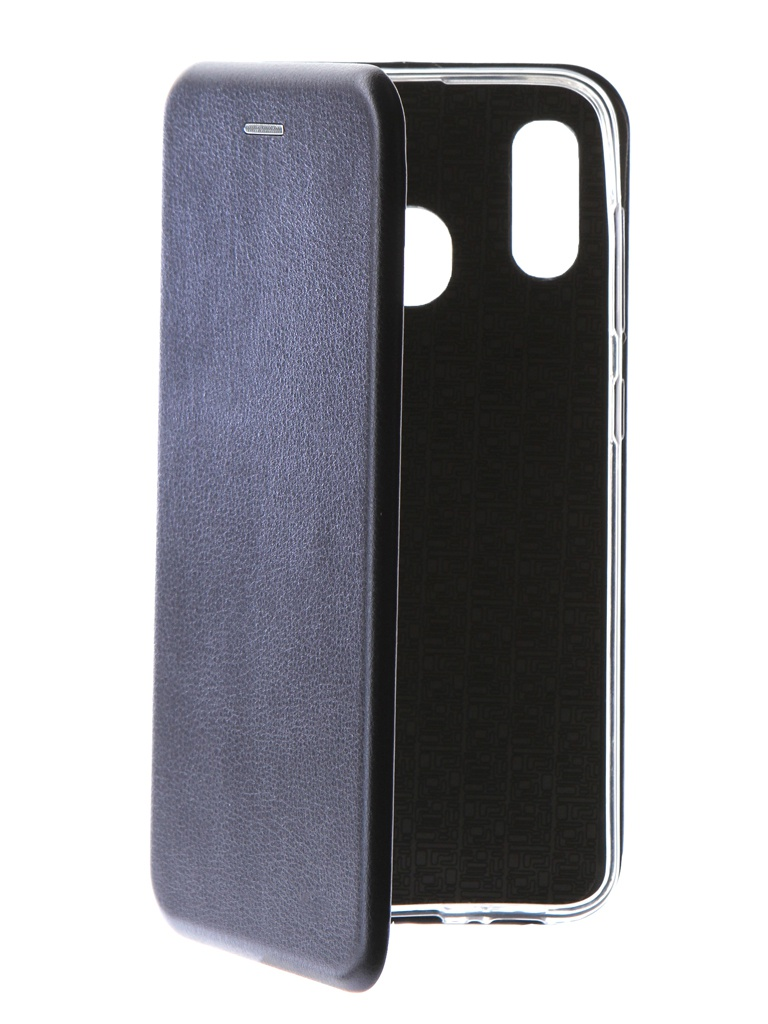 Аксессуар Чехол Neypo для Samsung Galaxy A20 2019 Premium Blue NSB11565