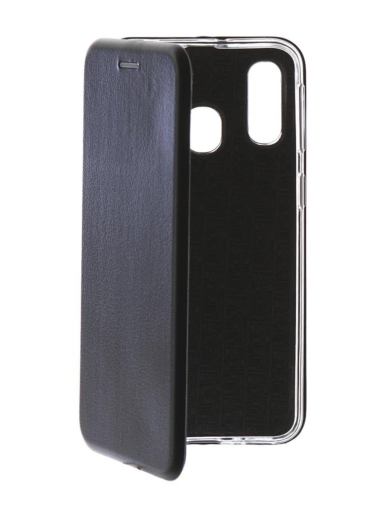 Аксессуар Чехол Neypo для Samsung Galaxy A40 2019 Premium Blue NSB11826