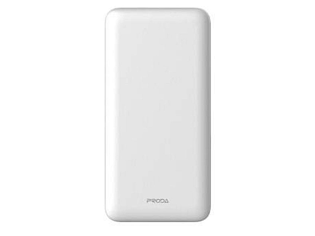Аккумулятор Remax Power Bank Proda PD-P12 10000mAh Hanjon White аккумулятор remax power bank proda ppl 14 30000mah carbon black 63677
